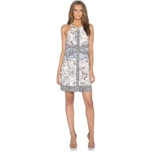 BCBG sharlot floral dress